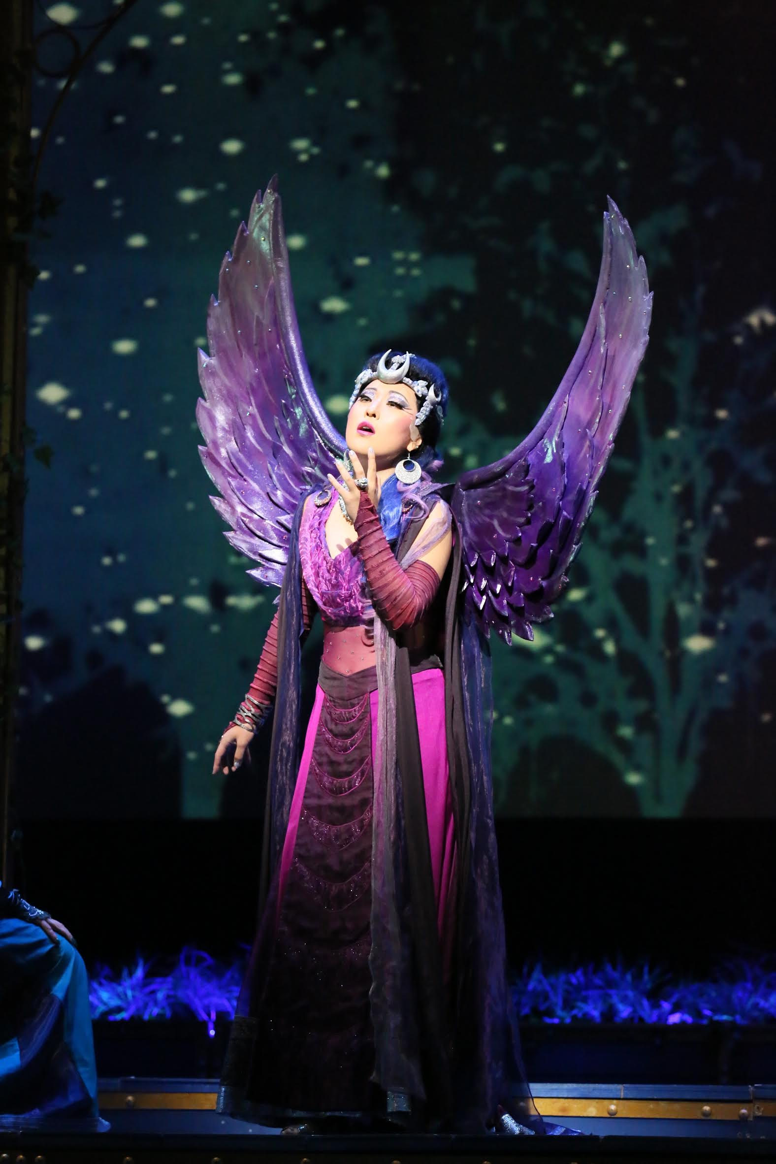honolulu star-advertiser review - the magic flute