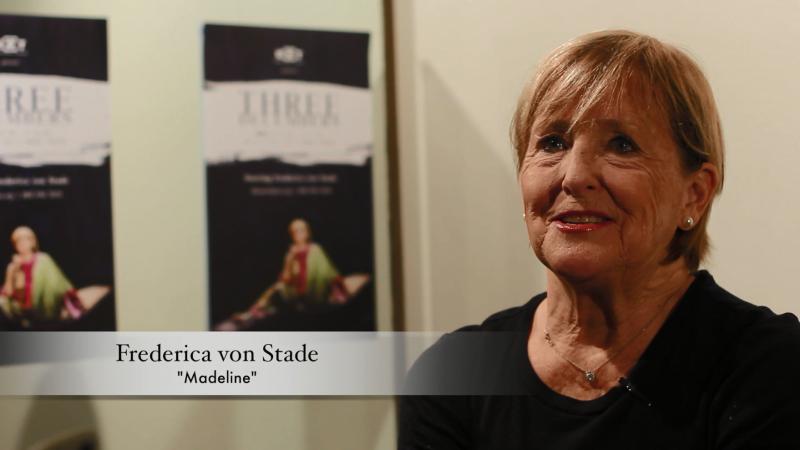 Frederica von Stade at Hawaii Opera Theatre