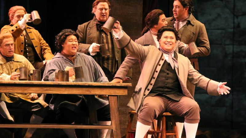 Honolulu Star-Advertiser Opera Review