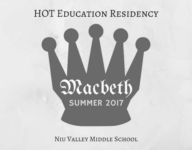 2017 Summer Residency at Niu Valley Middle School