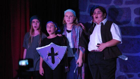 Macbeth at Niu Valley Middle School