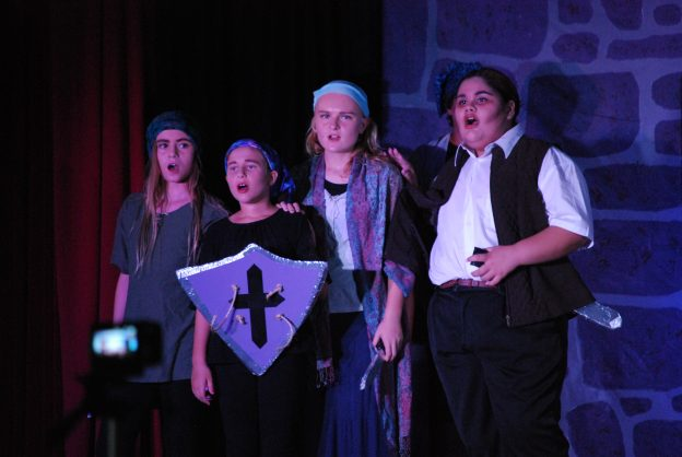 Macbeth at Niu Valley Middle School