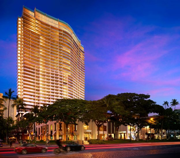 Opera Package with Ritz Carlton Residences Waikiki Beach
