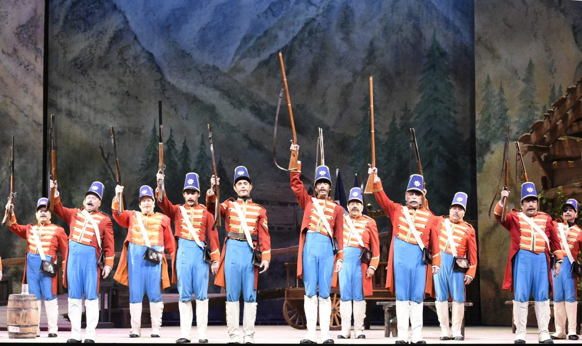 RGZ2321 1200x714 - Scenes from VIP Dress Rehearsal - Donizetti's The Daughter of the Regiment
