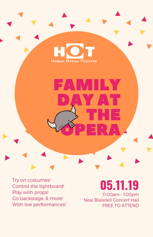 Hot Family Day At The Opera Hot